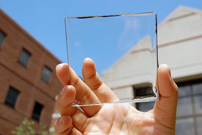 The World's First See-Through Solar Panels Are The Future