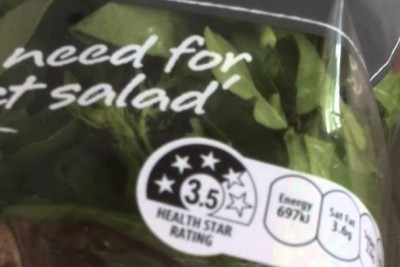 They Bought A Salad Mix In The Shop - This Is What They Found Inside The Package