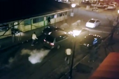 Baltimore Fight Turns Into A Driver Ramming Cars And People