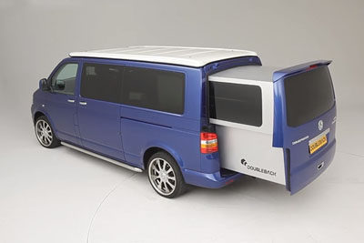 Double Back VW T5 Camper Is A Vehicle Everyone Would Have