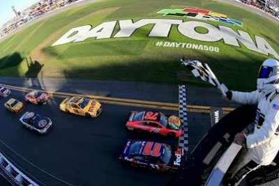 The Finish Of This Years Daytona 500 Was The Closest In History