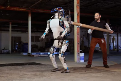 Atlas Is The Next Generation Robot That Will Left You Speechless With Its Ability