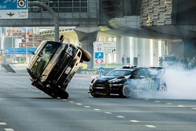 Ken Block's Gymkhana Eight Takes Place In Dubai