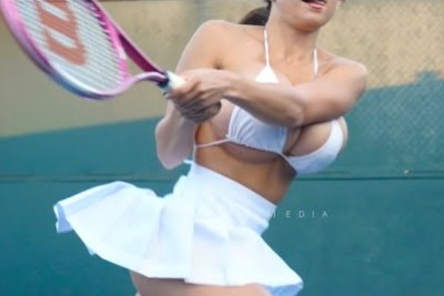 Video Of Hot Female Tennis Player Is A Must See For Every Man