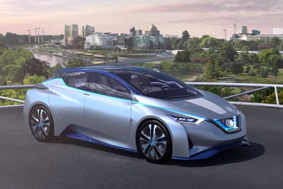 Nissan Introducing The Fuel Station Of The Future
