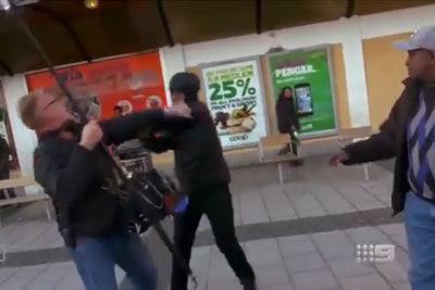 Film Crew Attacked By Somali Migrants Inside A No-Go Zone In Sweden