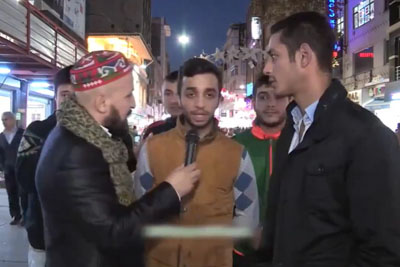 Shocking Interview On The Streets Of Turkey Reveals Their Mentality