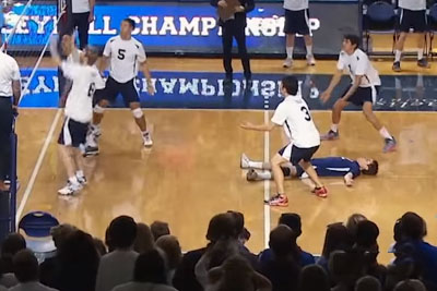 Hilarious Volleyball Game Will Make You Laugh So Hard You Will Cry
