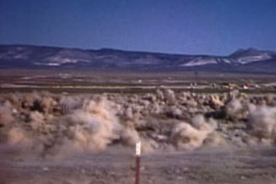 Watch The Ground Just Disappear During This Nuclear Test