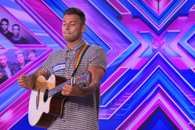 The Judges Tell Him To Stop Singing, But His Comeback Surprises All Of Them