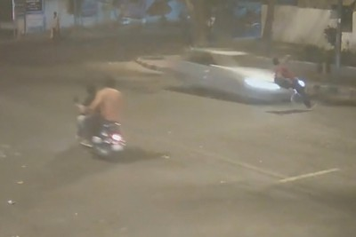 Shocking Hit And Run From India Will Give You Shiver