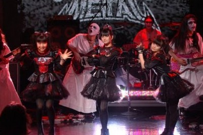 Metal Music Band From Japan Nails Their Perfomance On U.S. Television
