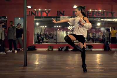 Unapologetic In-Your-Face Dance Choreography To Nicki Minaj Number Is Brutally Fierce
