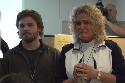 Mother Hears Son's Heart Beating For First Time In Three Years