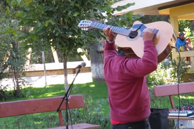 This Guy Will Left You Speechless With His Performance On A Classical Guitar