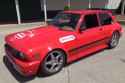 This Tuned Yugo From Year 1986 Is Totally Awesome