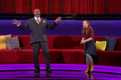 When Steve Harvey Tries Yodeling It's So Hilarious You Will Break Out Laughing