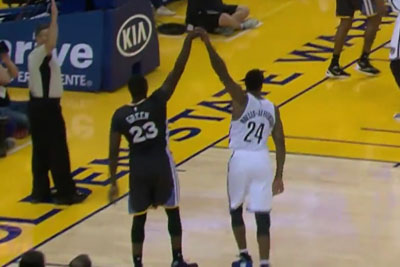 The Best Bloopers Of The 2015 - 2016 NBA Season