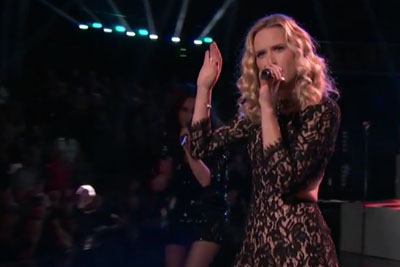 Everyone Was Cheering When She Sang This Adele's Classic In The Voice Show