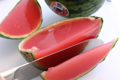 How To Make Whole Watermelon Jelly