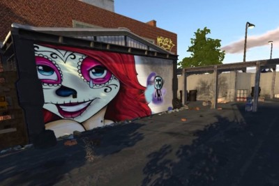 VR Graffiti Simulator Looks Really Outstanding