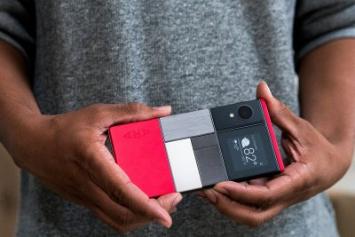 The New Google's Modular Phone Is Finally Here
