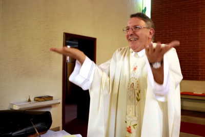 It Was A Time For Marriage, But What This Italian Priest Did Is Outstanding
