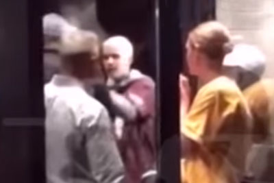 Justin Bieber Gets Beaten In A Fist Fight Caught On Camera