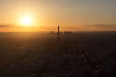 This Time Lapse Video Of Europe Is One Really Inspiring Experience