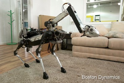 This Mini Robot Couldn't Help Us Out At Housework