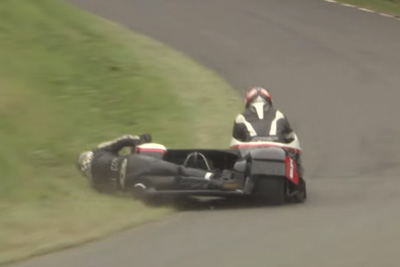 How To Corner A Sidecar