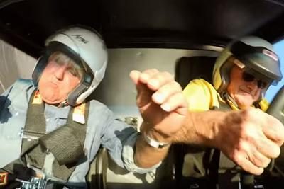 Jay Leno Goes 2,500 HP on 2 Wheels