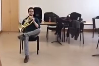 Is This Best Duet With French Horn And Chair?