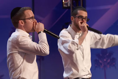 Beatbox Duo Stuns The America's Got Talent Audience With Their Skills