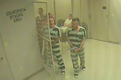Parker County Inmates Save Prison Guard's Life
