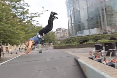 Parkour Is Cool Again Thanks To This Guy's Moves