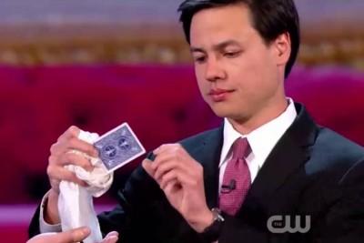 Awkward Teen Magician Tries To Fool Penn And Teller