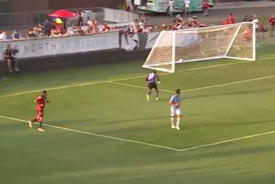 Minnesota United Keeper Sammy Ndjock Concedes Dumbest Own Goal Ever