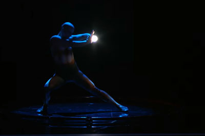 Theatrical Juggler Viktor Kee Honors Deceased Brother With This Act On AGT