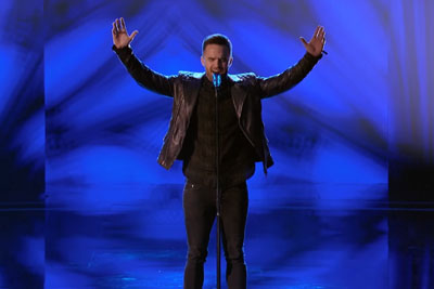 Singer Brian Justin Crum Captivates The AGT Audience With Radiohead Cover