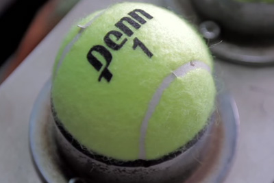 How To Make A Tennis Ball