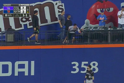 Baseball Fan Interferes With Play, Gloats About It, And Gets Ejected After The Umps Review The Play