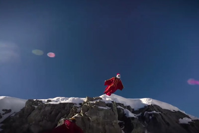 Crazy Wingsuit Flight Flying So Close To The Ground
