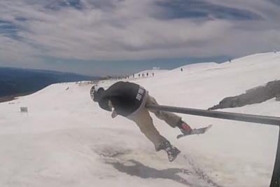 Epic Skiing and Snowboarding Fails