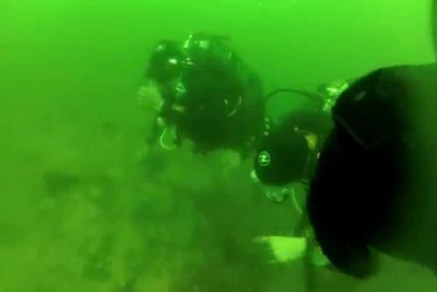 A Dramatic Moment When Scuba Diver Had Panic Attack At 50 Feet
