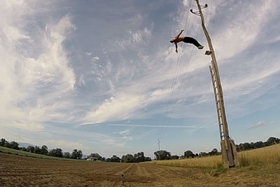 Dominik Sky Might Be The Best 'Parkour Ninja' On The Whole World