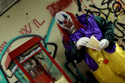 Killer Clown Is Back With Another Scary Prank