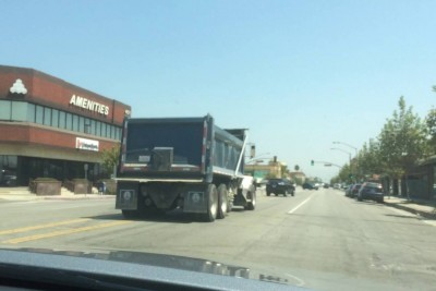 Dump Truck Crashes in Other Drivers