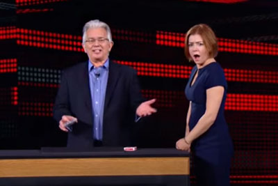 Old Magician Paul Gertner Fools Penn And Teller With His Awesome Card Trick