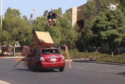 The Stunt That Broke Both Steve-O's Legs
